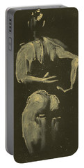 kroki 2014 09 27_4 figure drawing white chalk Marica Ohlsson Portable Battery Charger