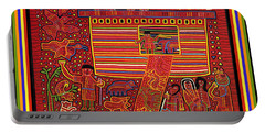 Kuna Indian Ark Portable Battery Charger