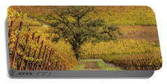 Kunde Vineyards Portable Battery Charger