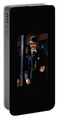 Kurt Russell As Wyatt Earp Tombstone Arizona 1993-2015 Portable Battery Charger