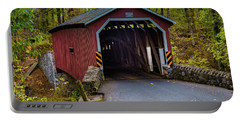 Kurtz Mill Covered Bridge Portable Battery Charger