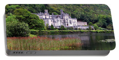 Kylemore Abbey, County Galway, Portable Battery Charger