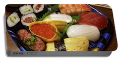 Kyoto Japan Economy Sushi Plate Portable Battery Charger