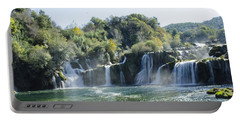 Kyrka Waterfalls Portable Battery Charger