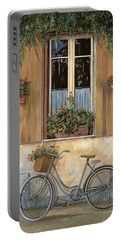 La Bici Portable Battery Charger by Guido Borelli