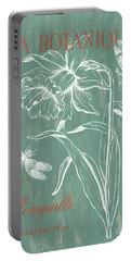 La Botanique Aqua Portable Battery Charger