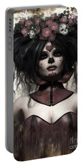 La Catrina Portable Battery Charger