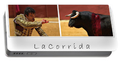 La Corrida Portable Battery Charger