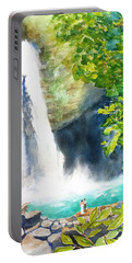La Fortuna Waterfall Portable Battery Charger