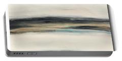 La Jolla #3 Seascape Landscape Original Fine Art Acrylic On Canvas Portable Battery Charger