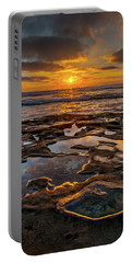 La Jolla Tidepools Portable Battery Charger