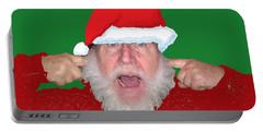 La La La Christmas Portable Battery Charger