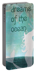 La Mer Mermaid 1 Portable Battery Charger