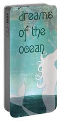 La Mer Mermaid 1 Portable Battery Charger