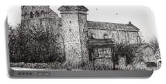 L'abbeye Blassimon Portable Battery Charger