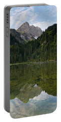 Lac Des Plagnes Portable Battery Charger