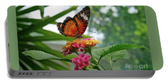 Lacewing Butterfly Portable Battery Charger