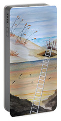Ladderway Portable Battery Charger by Edwin Alverio