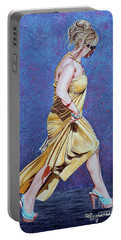 Lady In Hurry Portable Battery Charger