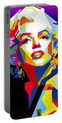 Lady Monroe Portable Battery Charger
