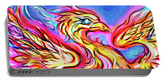 Lady Phoenix  Portable Battery Charger
