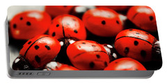 Ladybug Luck Portable Battery Charger
