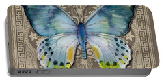 Laglaizei Butterfly Design Portable Battery Charger