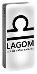 Lagom - Balance Portable Battery Charger