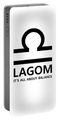 Lagom - Balance Portable Battery Charger