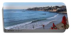 Laguna Beach Portable Battery Charger