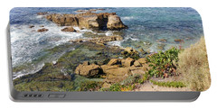 Laguna Beach California Portable Battery Charger