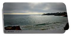 Laguna Beach Sunset Portable Battery Charger
