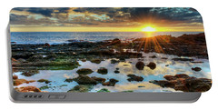 Laguna Beach Tidepools Portable Battery Charger