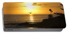 Laguna Sunset Portable Battery Charger
