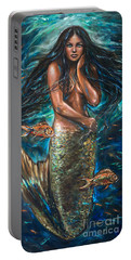 Lailani Mermaid Portable Battery Charger