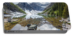 Lake Agnes Portable Battery Charger