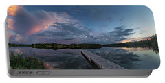 Lake Alvin Supercell Portable Battery Charger