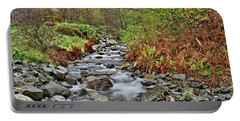 Lake District Autumn Stream Portable Battery Charger