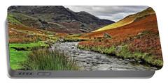 Lake District Landscape Portable Battery Charger