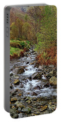 Lake District Mountain Stream Portable Battery Charger