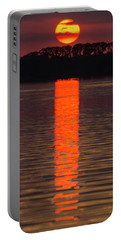 Lake Dora Sunset Portable Battery Charger