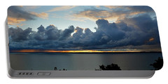 Lake Effect Sky Portable Battery Charger