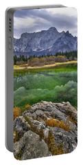 Lake Fusine Portable Battery Charger