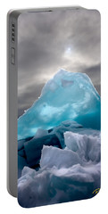 Lake Ice Berg Portable Battery Charger