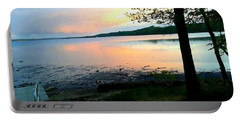 Lake In Virginia Portable Battery Charger