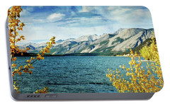 Portable Battery Charger featuring the photograph Lake Lake by Marty Koch