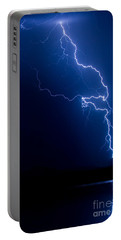 Lake Lightning Strike Portable Battery Charger