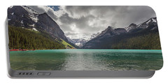 Lake Louise, Banff National Park Portable Battery Charger