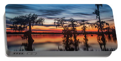 Lake Martin Sunset Portable Battery Charger