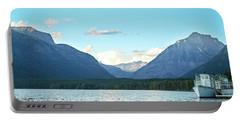 Lake Mcdonald Portable Battery Charger